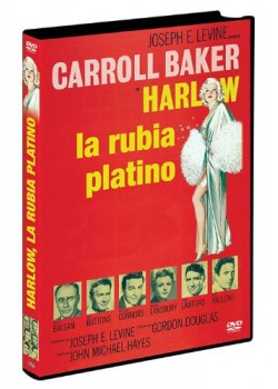 Harlow, La Rubia Platino [DVD]