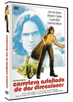 CARRETERA ASFALTADA DE DOS DIRECCIONES (DVD)