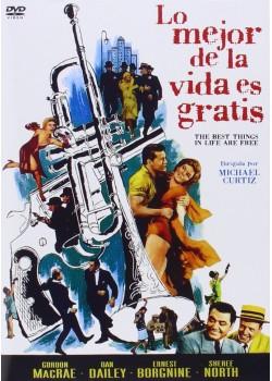 LO MEJOR DE LA VIDA ES GRATIS (DVD) 1956 The Best Things in Life Are Free