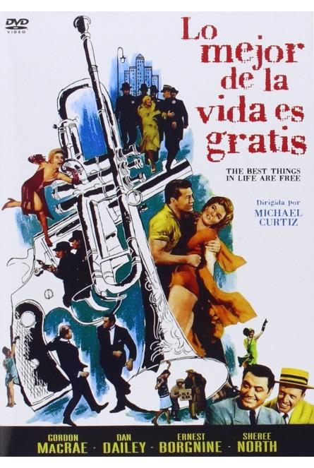 LO MEJOR DE LA VIDA ES GRATIS (DVD)