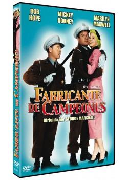 FABRICANTE DE CAMPEONES (DVD)