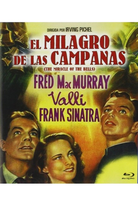 EL MILAGRO DE LAS CAMPANAS (BLU-RAY)