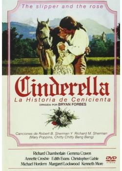 CINDERELLA: LA HISTORIA DE CENICIENTA (DVD)