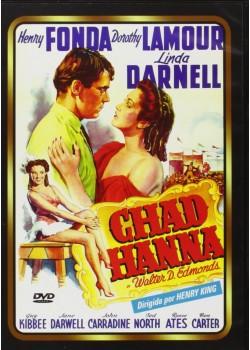 CHAD HANNA (DVD)