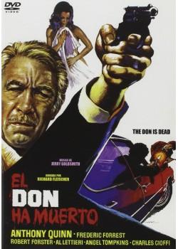 EL DON HA MUERTO (DVD)