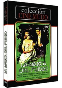 LA MARCA DE FUEGO (DVD)