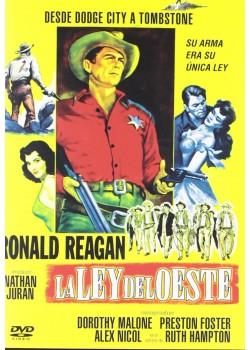 LA LEY DEL OESTE (DVD)