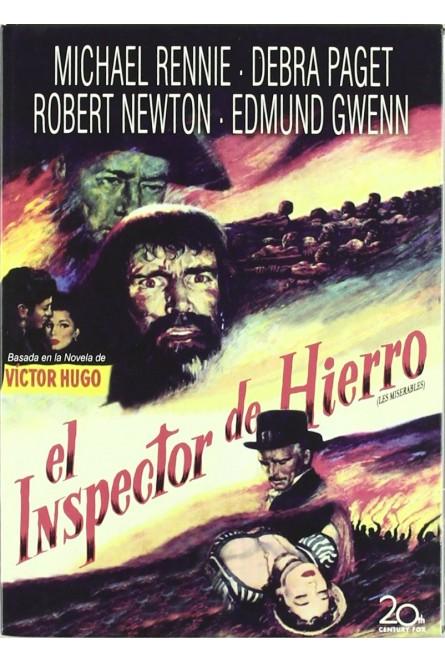 El inspector de hierro [DVD]