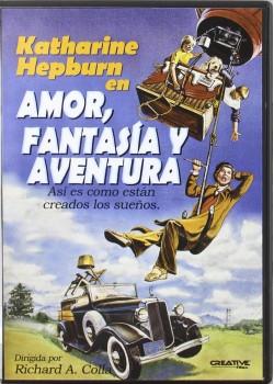 Amor, Fantasia Y Aventura [DVD]