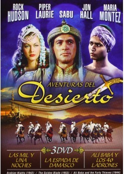 Aventuras Del Desierto [DVD]