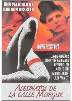 ASESINATOS EN LA CALLE MORGUE (DVD)