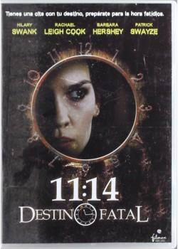 11.14 Destino Fatal [DVD]