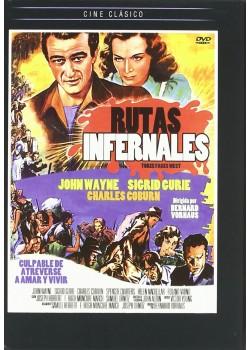 RUTAS INFERNALES (DVD)