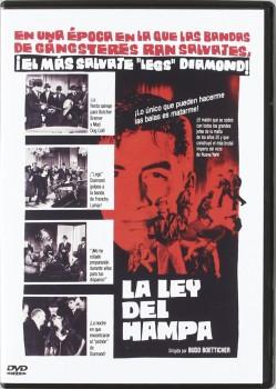 LA LEY DEL HAMPA (DVD)