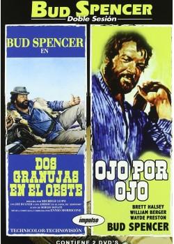 Dos Granujas En El Oeste+Mando Siniestro [DVD]