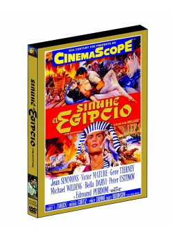 SINUHE EL EGIPTO (DVD)