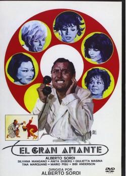 EL GRAN AMANTE (DVD)