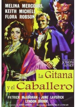 LA GITANA Y EL CABALLERO (DVD)