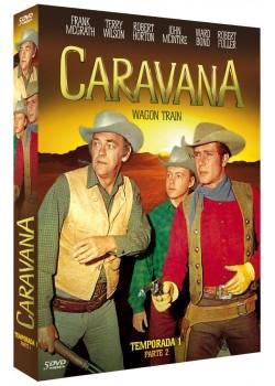 Caravana - Temporada 1, Parte 2 [DVD]