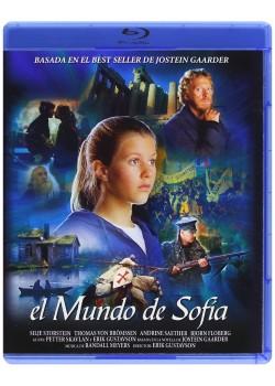 EL MUNDO DE SOFIA (BLU-RAY)