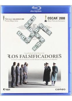 LOS FALSIFICADORES (BLU-RAY)