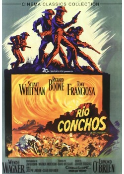 Rio Conchos [DVD]