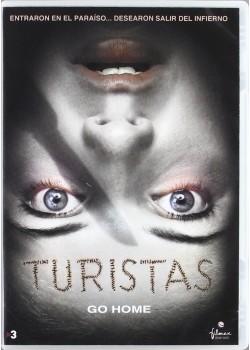 Turistas [DVD]