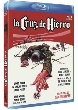 LA CRUZ DE HIERRO (BLU-RAY)