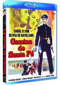 CAMINO DE SANTA FE (BLU-RAY)