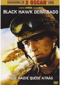 Black Hawk derribado [DVD]