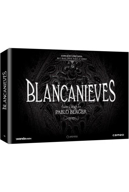 BLANCANIEVES (2012): EDICION ESPECIAL [Combo DVD + Blu-ray]