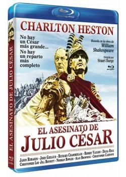 EL ASESINATO DE JULIO CESAR (BLU-RAY)