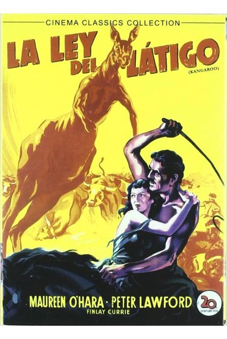 LA LEY DEL LATIGO: CINEMA CLASSICS COLLECTION