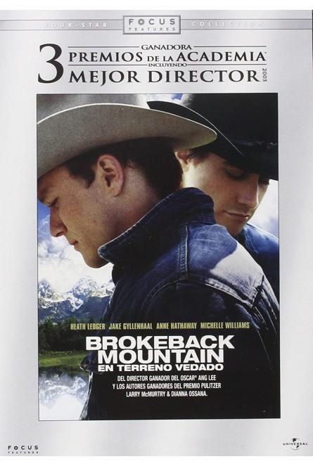 Brokeback Mountain [DVD]