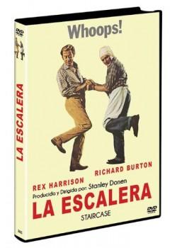 LA ESCALERA (DVD)