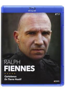 RALPH FIENNES: CORIOLANUS + EN TIERRA HOSTIL (BLU-RAY)