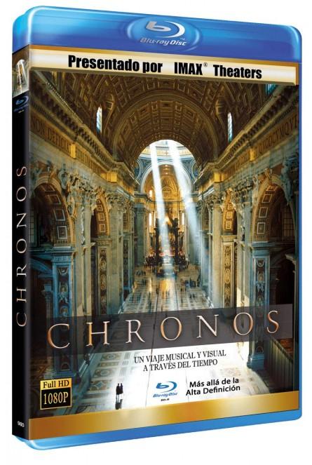 CHRONOS (BLU-RAY)
