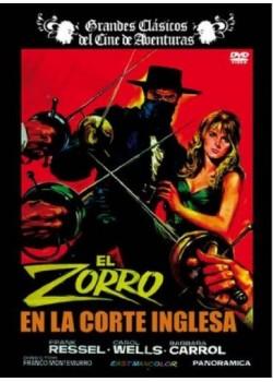 Zorro En La Corte De Inglaterra,El [DVD]