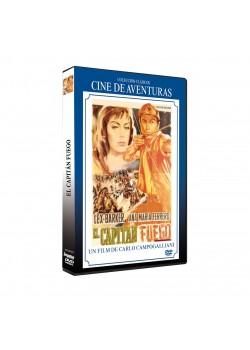El Capitan Fuego [DVD]