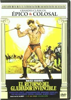 Retorno Del Gladiador Invencible,El [DVD]