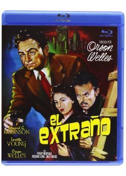 EL EXTRAÑO (BLU-RAY)