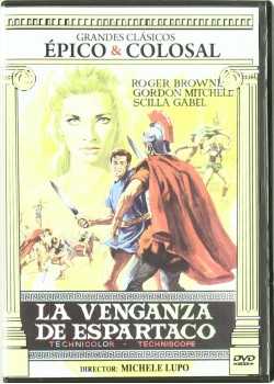 Venganza De Espartaco,La [DVD]