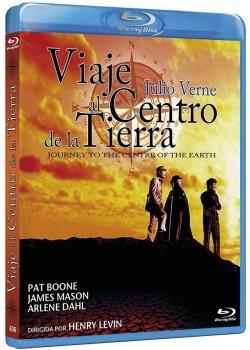 VIAJE AL CENTRO DE LA TIERRA (BLU-RAY)