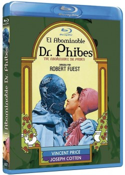 EL ABOMINABLE DOCTOR PHIBES (BLU-RAY)