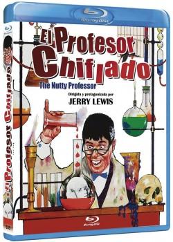 EL PROFESOR CHIFLADO (BLU-RAY)