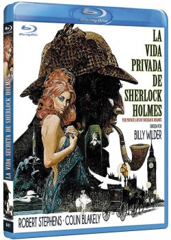 LA VIDA PRIVADA DE SHERLOCK HOLMES (BLU-RAY)