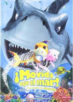 MOVIDA BAJO EL MAR (DVD)