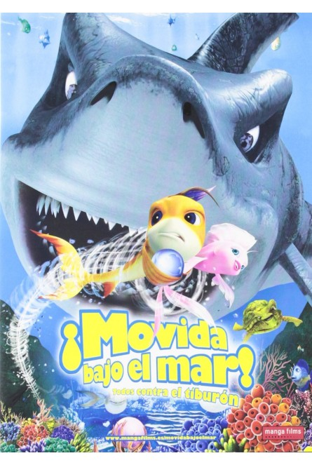 MOVIDA BAJO EL MAR (DVD)