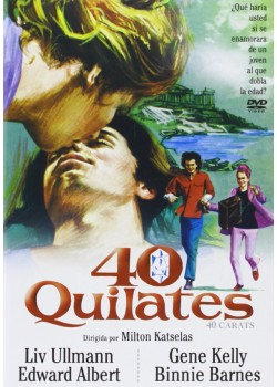 40 QUILATES (DVD)