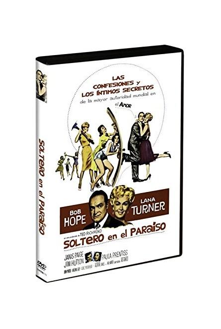 SOLTERO EN EL PARAISO (DVD)